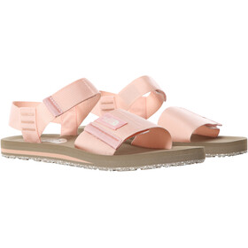 The North Face Skeena Sandalias Mujer, evening sand pink/cafe creme